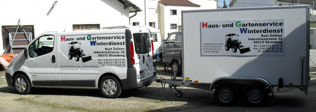 Haus- und Gartenservice Kurt Zellner - Straubing